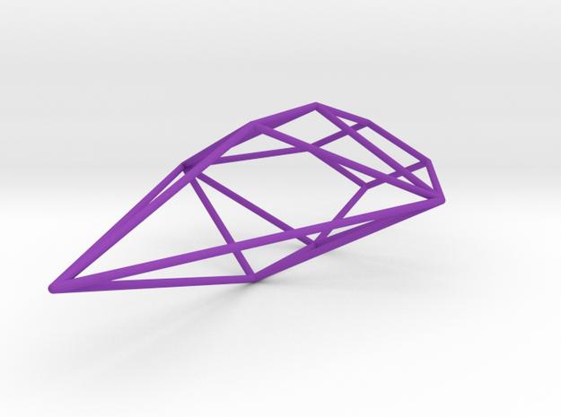 Python Wireframe 1-300 3d printed