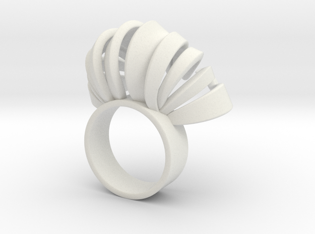 Nasu Ring Size 6 3d printed