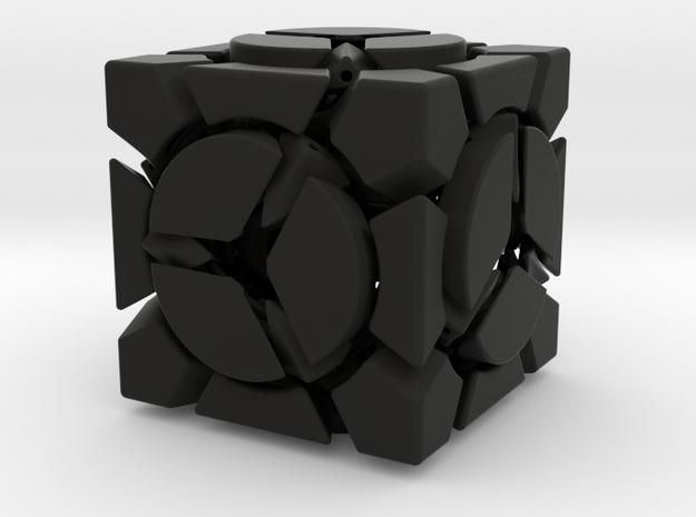 Mercedes Cube 3d printed