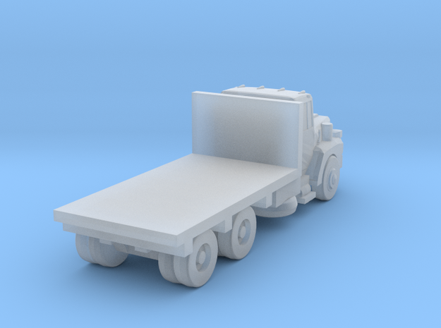 Mack Flatbed - TT scale in Smooth Fine Detail Plastic