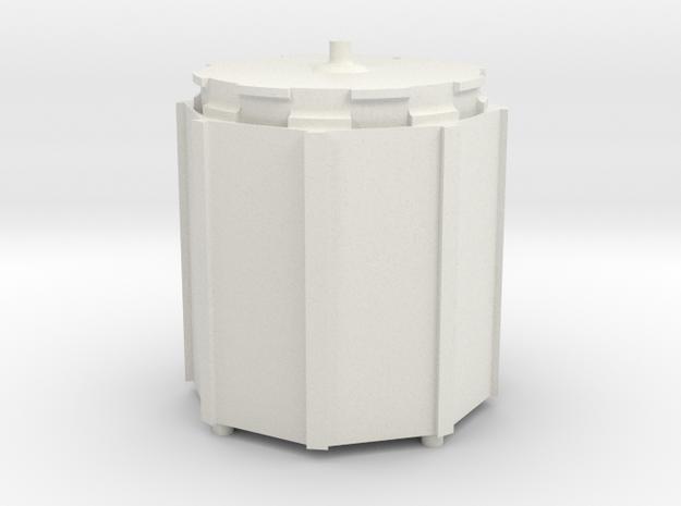 824-251 in White Natural Versatile Plastic