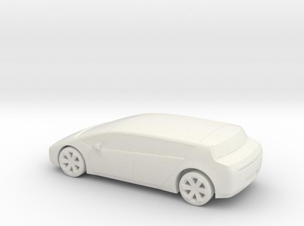 Kiwami in White Natural Versatile Plastic