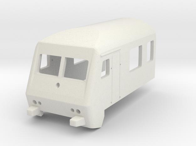 Wittenberger Kopf Spur TT 3d printed