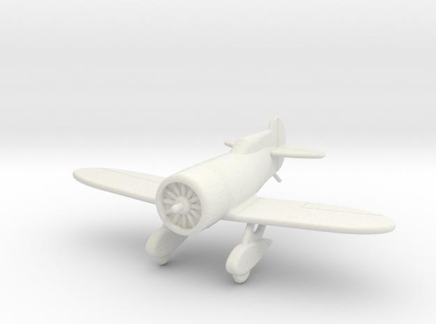 GAAR07 Gee Bee Model Z in White Natural Versatile Plastic