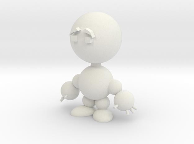 Todd (sad) 3d printed