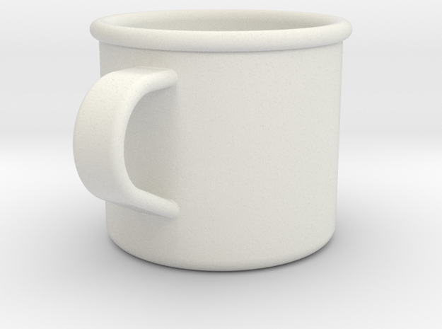 1/6 Scale WWII British Drinking Cup (1)