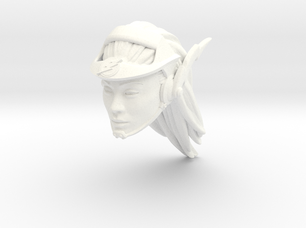 FB01-Head-09s  6inch 3d printed