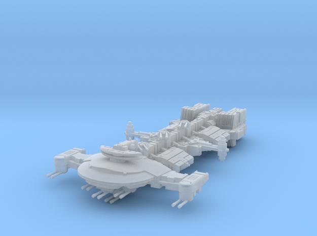 "Tau ""Explorer"" Starship"