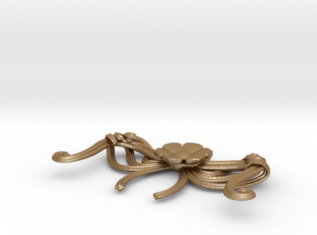 Music Clip - Flower 3d printed