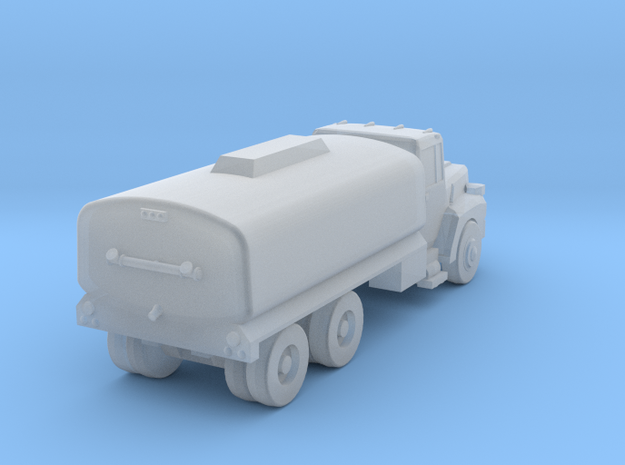 Mack Water Tanker - Zscale in Smooth Fine Detail Plastic