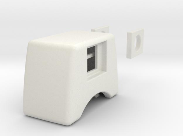 void edge in White Natural Versatile Plastic
