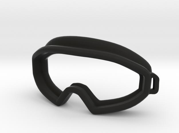 goggles final 3d printed