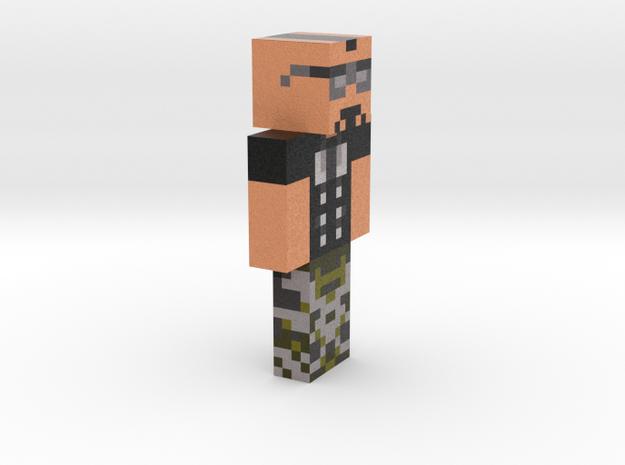 6cm | byob tankian in Full Color Sandstone