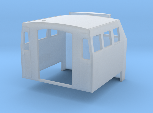 HO 1-87 Scale BQ23-7 Cab