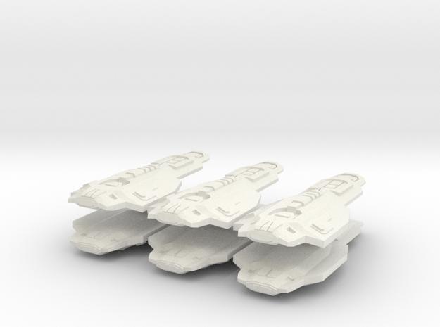 neterok x6 1/7000 in White Strong & Flexible