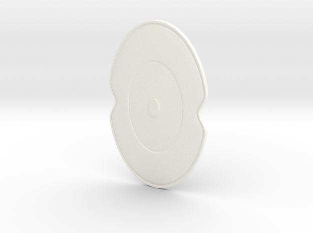 shield 2100 s in White Processed Versatile Plastic