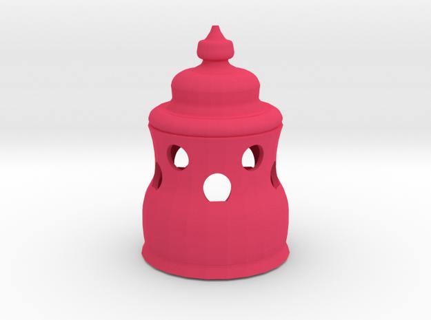 LadyBug House 3d printed