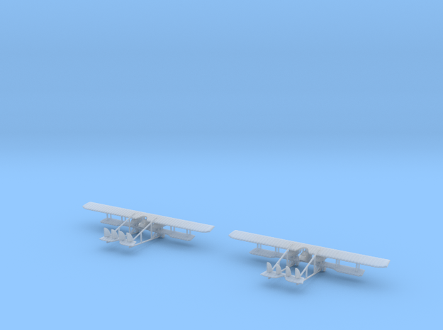 1/288 Caudron G.4 in Smooth Fine Detail Plastic