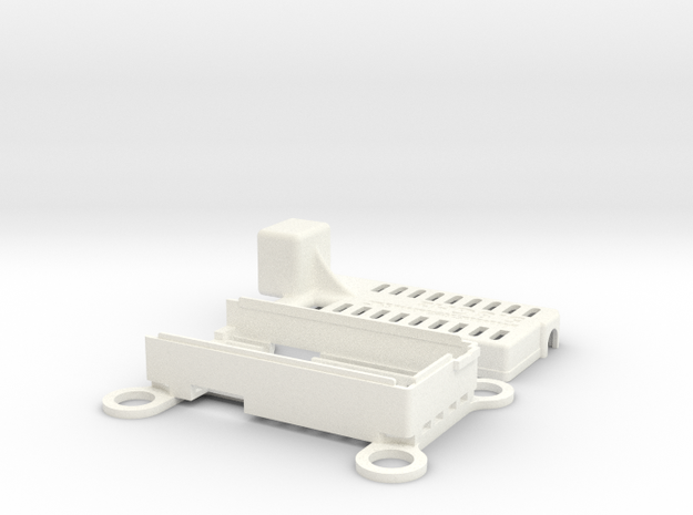 Vortex 5.8ghz Mount Assembly 3d printed