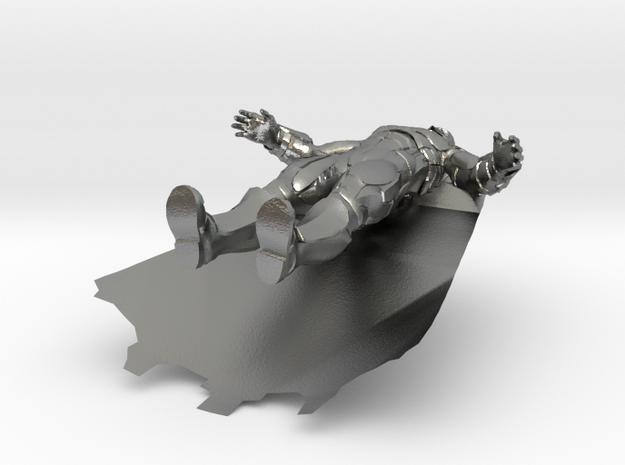 Batman Injustice in Raw Silver