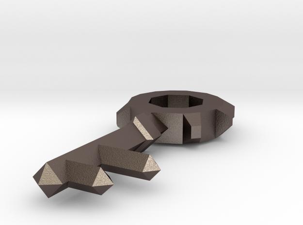 Small Key 3d printed