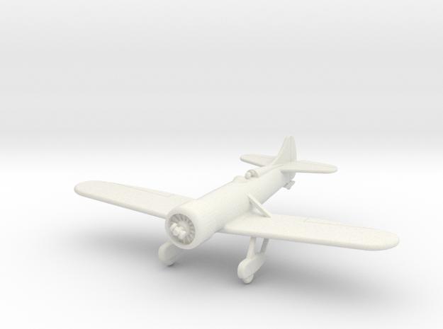 GAAR12 Gee Bee Y 1932 in White Natural Versatile Plastic