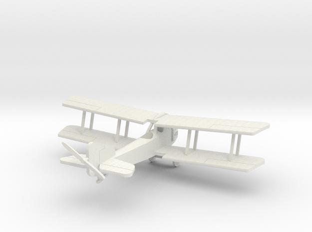 AW FK.8 Big Ack 1/144th Bristol V Landing Gear in White Natural Versatile Plastic