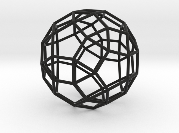 SmallRhombicosidodecahedron 100mm 3d printed