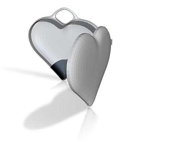 HeartLocket 3d printed