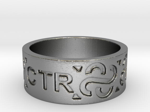 CTR Ring Size 12.5 Ring Size 12.5 3d printed