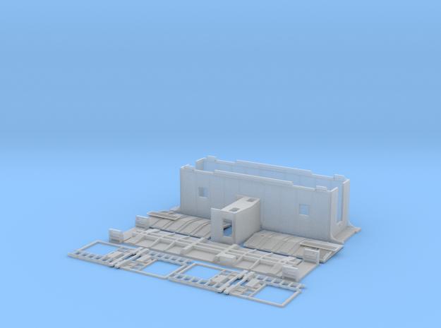 Auto-Train (ATC) Caboose 3d printed
