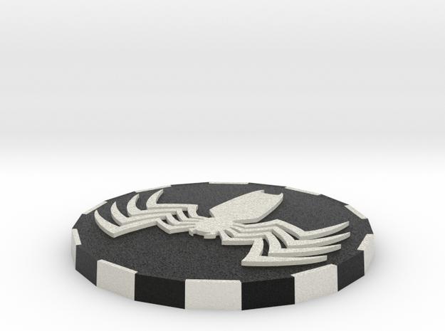VENOM Card Cover in Full Color Sandstone