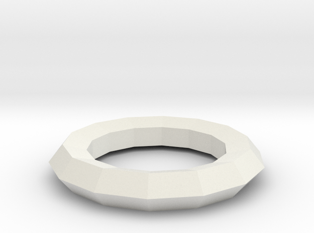 superring in White Strong & Flexible