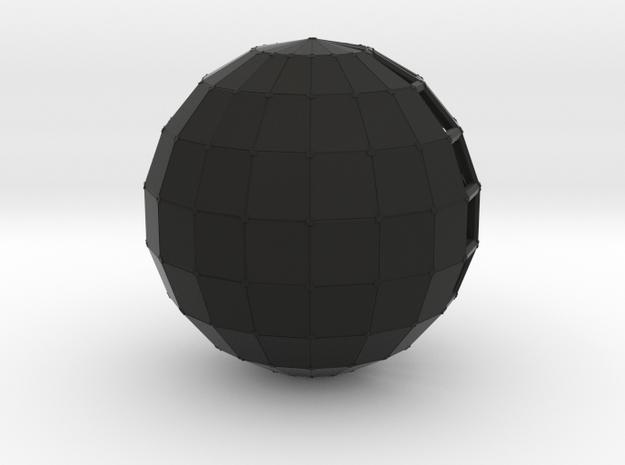 globeHalfSolid 3d printed