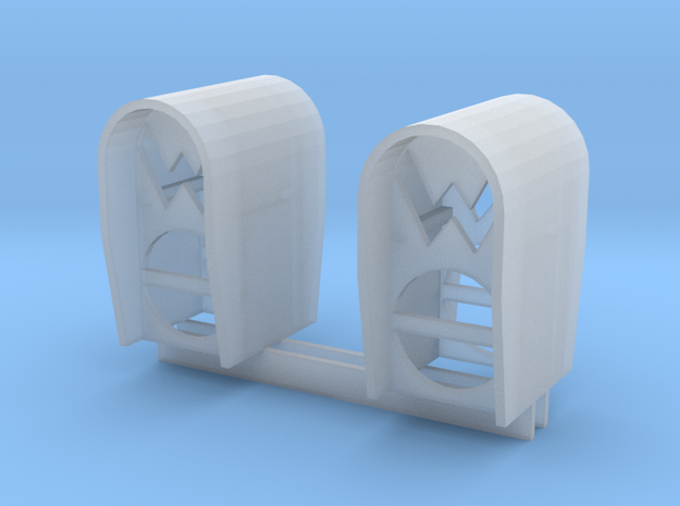 Drehscheibensignal TT 1:120 in Smooth Fine Detail Plastic