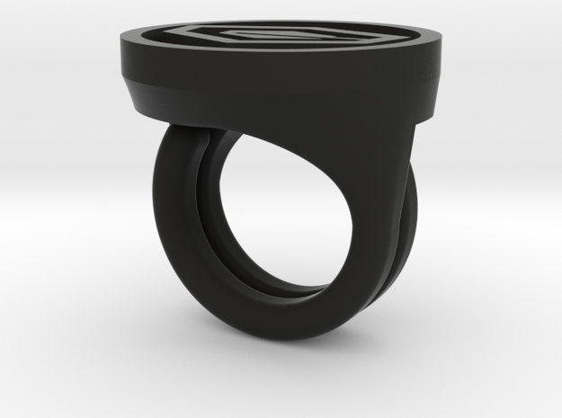 Gatchaman Rings 3d printed