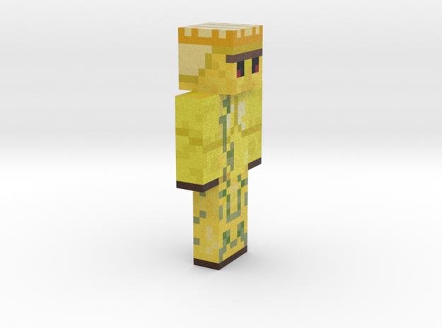 6cm | Golden_Fists 3d printed