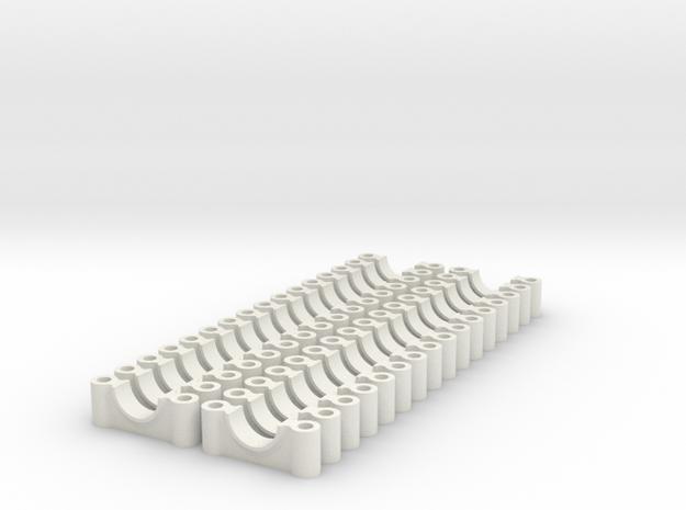 cinemini in White Natural Versatile Plastic