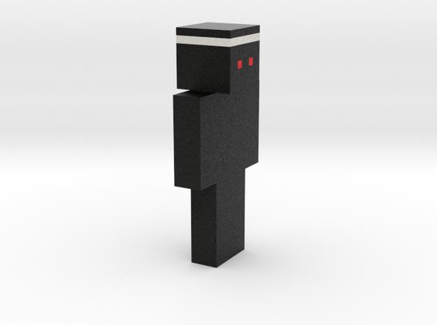 6cm   miningmanXD 3d printed