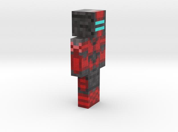 6cm | FlameKing 3d printed