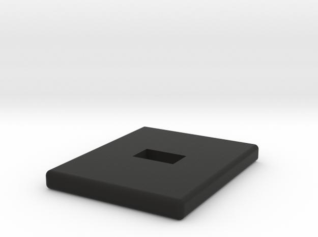 AK-FM-T in Black Natural Versatile Plastic