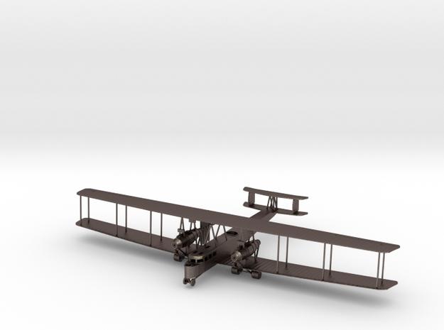 1/144th Zeppelin-Staaken R.VI 3d printed