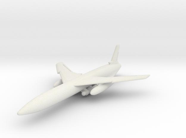 Northrop SM-62 (B-62) Snark 6mm 1/285 in White Natural Versatile Plastic