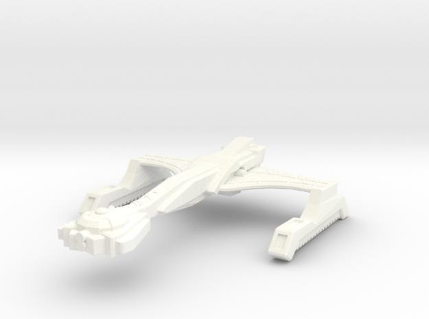 Ma'Gorrah Class Destroyer 3d printed