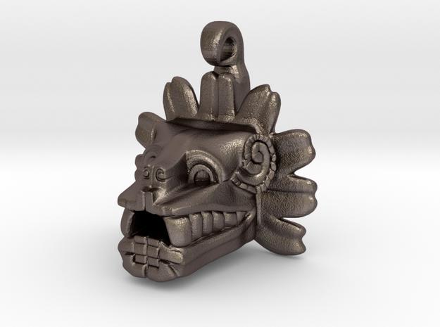 Quetzalcoatl dije in Stainless Steel