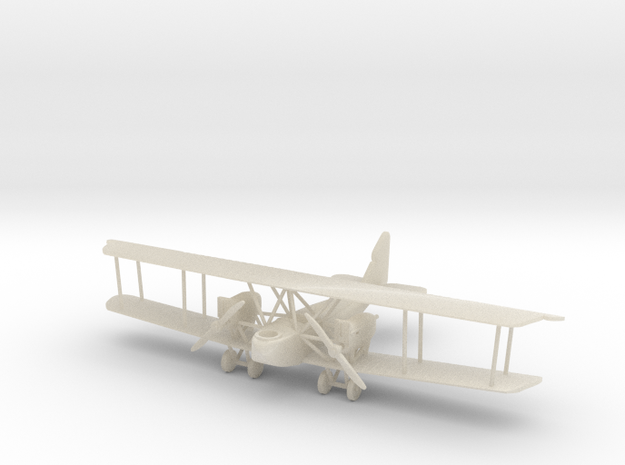 Aircraft- AEG G.IV Bomber (1/144th) 3d printed