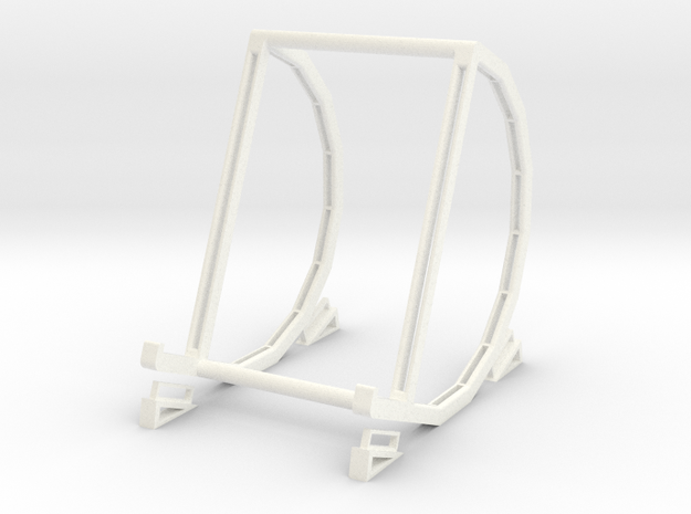 """Pad & Tablet Stand for 7"""" Devices 3d printed"""