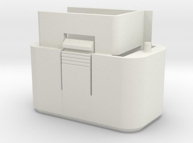 Capot Smart Batterie Phantom 2 5800 mAh in White Strong & Flexible