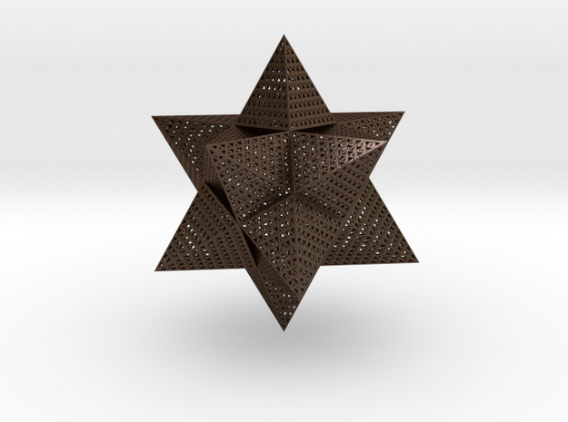 Dodecahedron Thing 3d printed