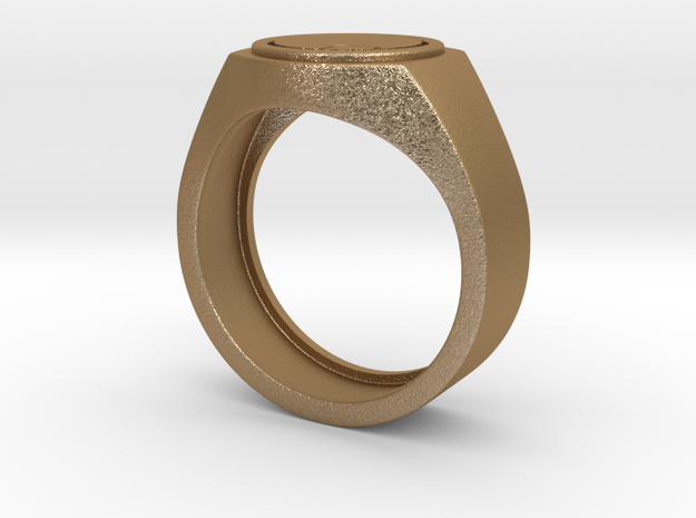 Home button Ring 3d printed